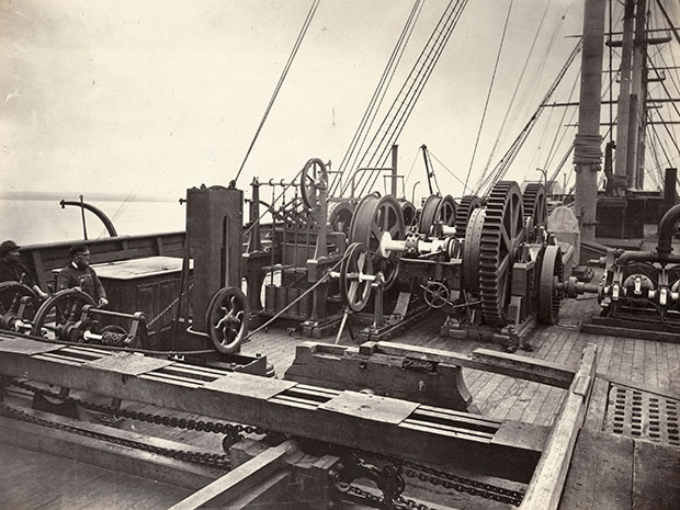 IEEE History of Transatlantic Cable | Valentia Transatlantic Cable Foundation