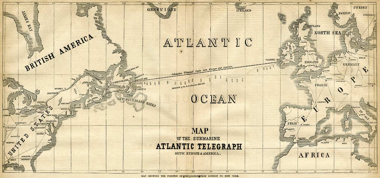 The Trans-Atlantic Cable as World Heritage – Part I: Authenticity, Integrity and Associated Considerations for the Ensemble of Sites at Valentia Island, County Kerry, Ireland, Professor Alexander Gillespie