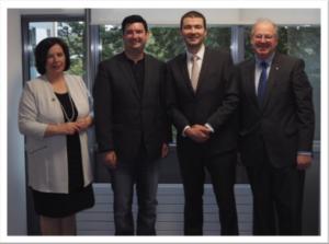 Fáilte Ireland awards 'The Transatlantic Cable Story' EUR161k