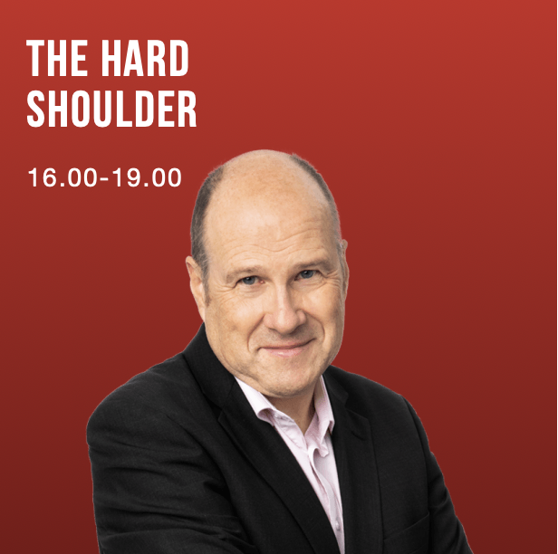 Leonard Hobbs Interview on The Hard Shoulder | Newstalk 24th July 2019