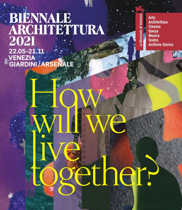 Minister Catherine Martin TD presents Entanglement – Ireland's representation at Venice Biennale Architettura 2021 – how our everyday lives are entangled with data technology.